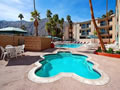 Palm Springs Golf Courses: Comfort Inn Palm Springs