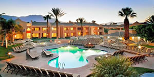 Rancho Mirage Palm Springs Golf Package - Westin Mission Hills Golf resort & Spa